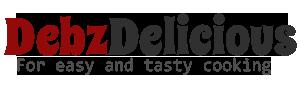 DebzDelicious logo
